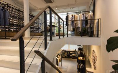 Winkel en gevelrenovatie, Amsterdam