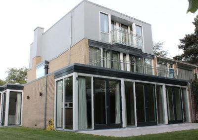 Luxe woonhuis aan de Zuidas - Meeuwsen Stukadoors