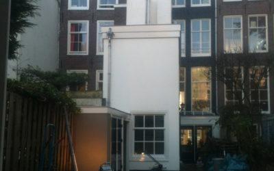 Buitenstukadoorswerk, Amsterdam